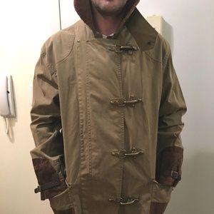 Polo Ralph Lauren Litchfield Fireman Jacket Coat M